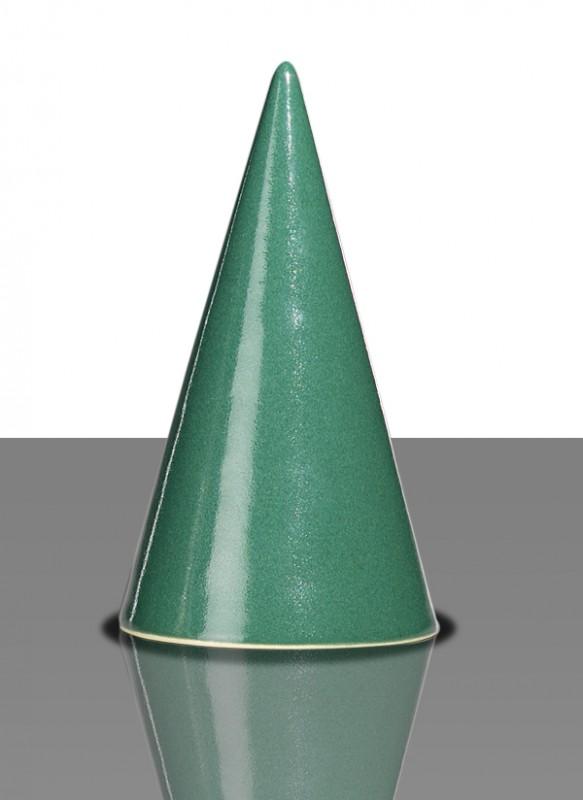 Glasur A 1122 Tannengrün, seidenmatt