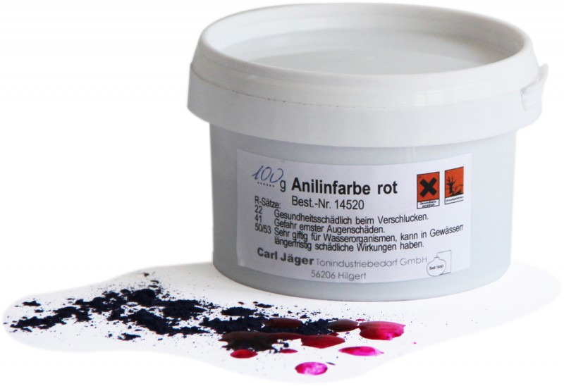 Anilinfarbe Rot