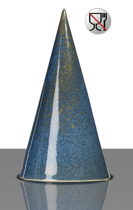 Flüssigglasur SN 1286a Indigoblau , glänzend (N)