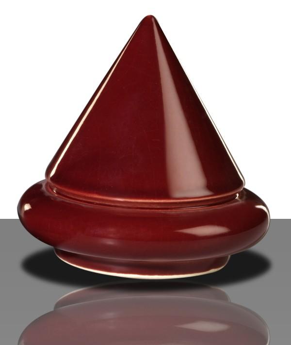 Flüssigglasur A 950 Rubinrot, glänzend