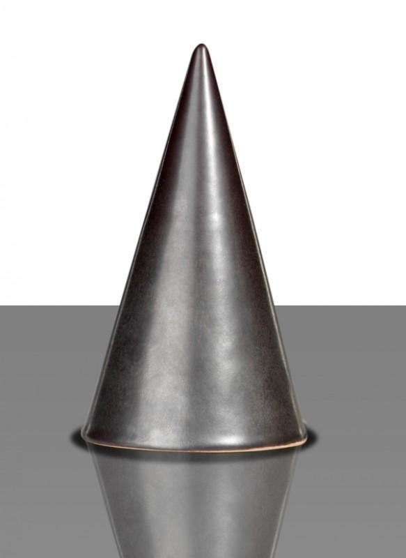 Glasur N 1144 Metall-schwarz, seidenmatt