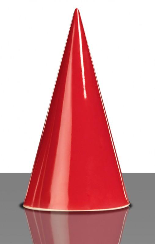 Flüssigglasur A 1291 Spanischrot, glänzend