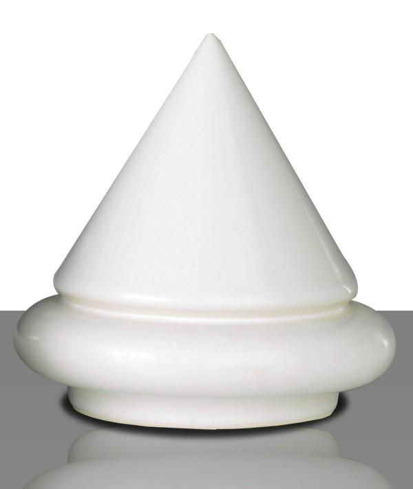 Glasur A 0496 Weiß, glänzend